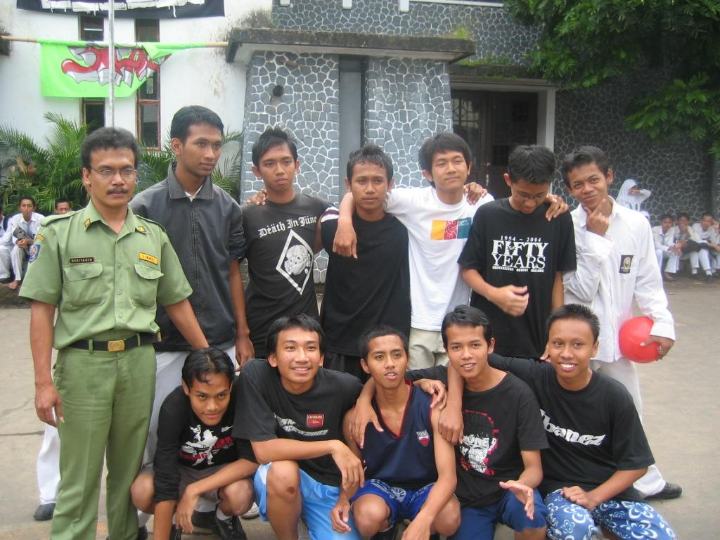 Tim XI IA-5 Finalis SSL 2005-2006 (lihat yang mana...?)