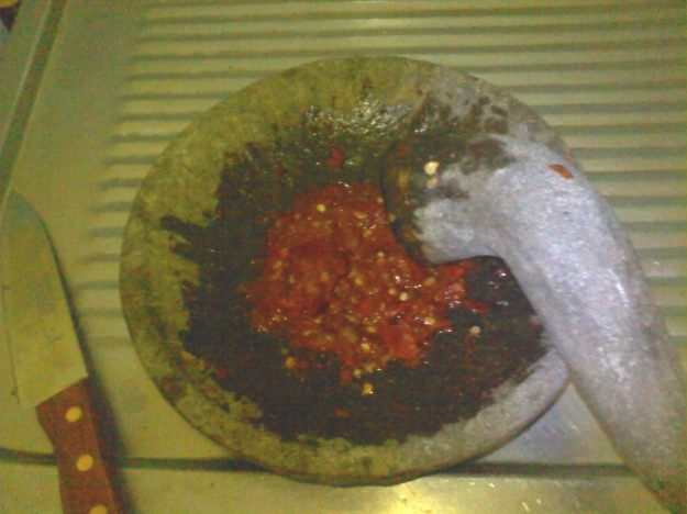 Bumbu untuk nasi goreng