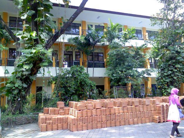 Gedung MTsN Malang I