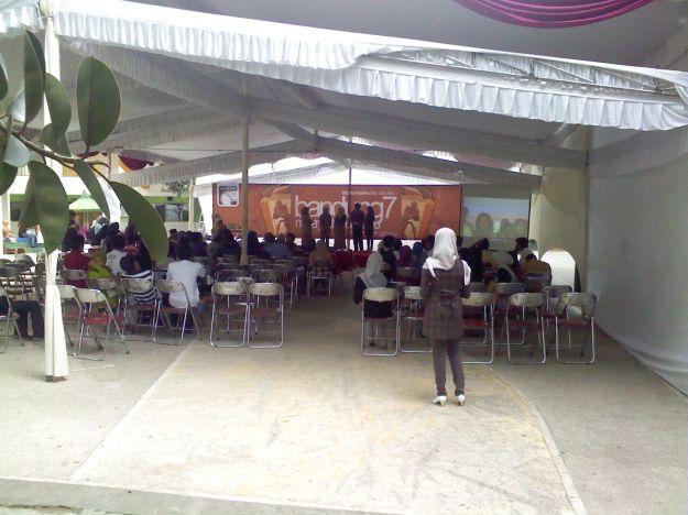 Peresmian Ikatan Alumni Matsanewa