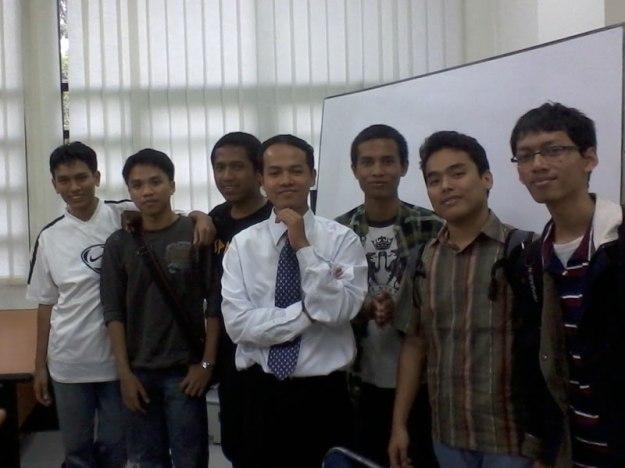 Foto-foto habis seminar