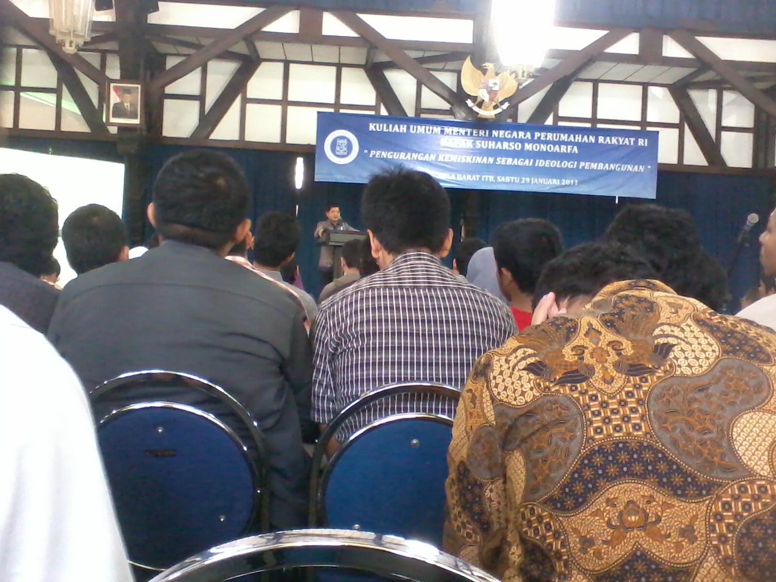 Suasana Kuliah SG