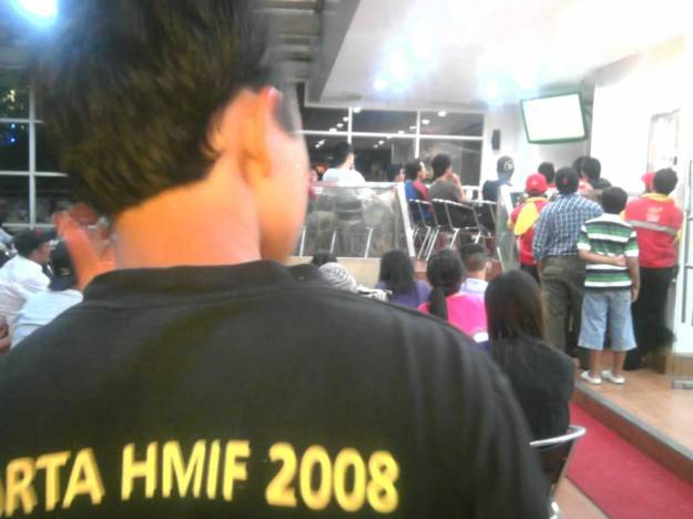 Nonton bareng timnas Indonesia