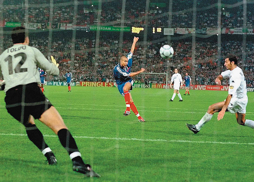 Trezeguet's golden goal, France vs Italy 2-1 in Euro 2000 Final (SportWebMedia's Flickr)