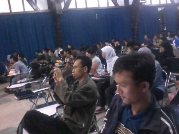 Peserta Android Bootcamp