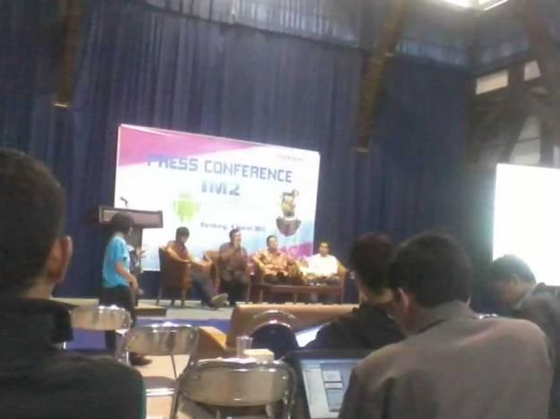 Sesi seminar Android Bootcamp