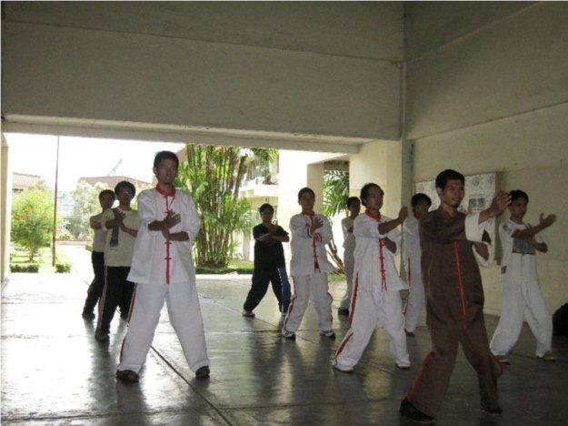 Wing Chun Style