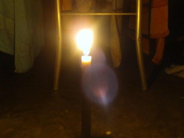 Mati listrik (ilustrasi)