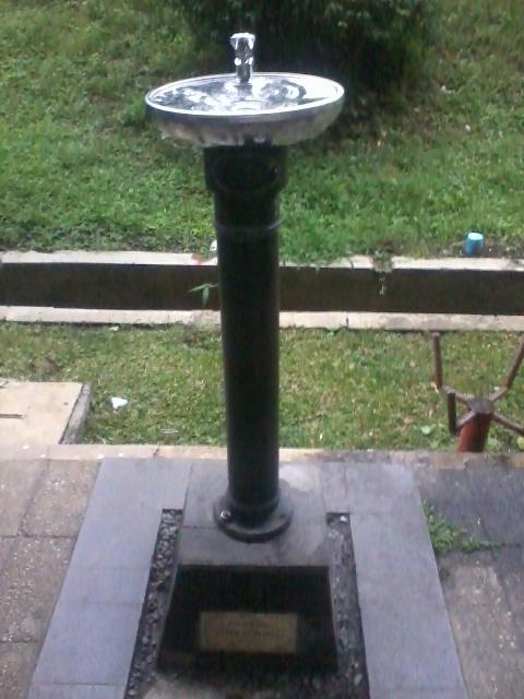 Water tab ITB