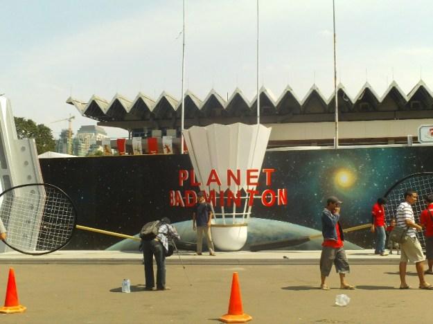 Planet Badminton