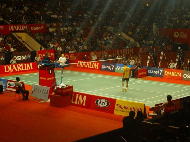 Peter Gade vs Lee Chong Wei