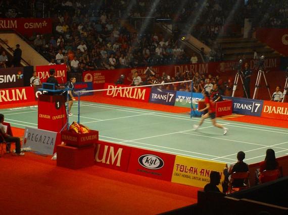 Saina Nehwal vs Wang Yihan