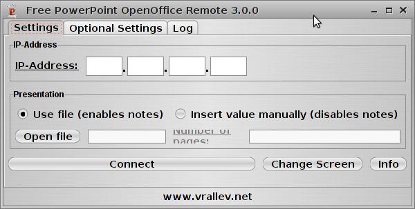 Aplikasi desktop untuk Remote PPT ODP