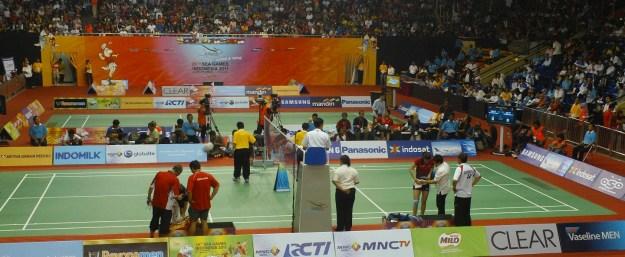 Fu Mingtian vs Adriyanti Firdasari