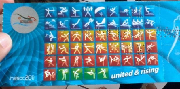 Tiket SEA Games