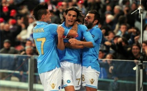Trio Napoli [sumber: sscnapoli.it]