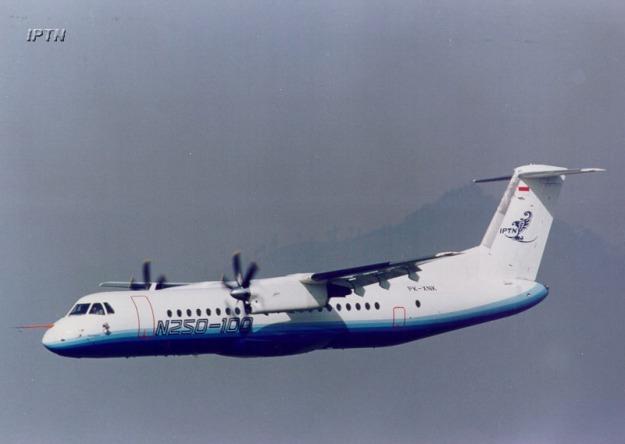 (3) Pesawat N250