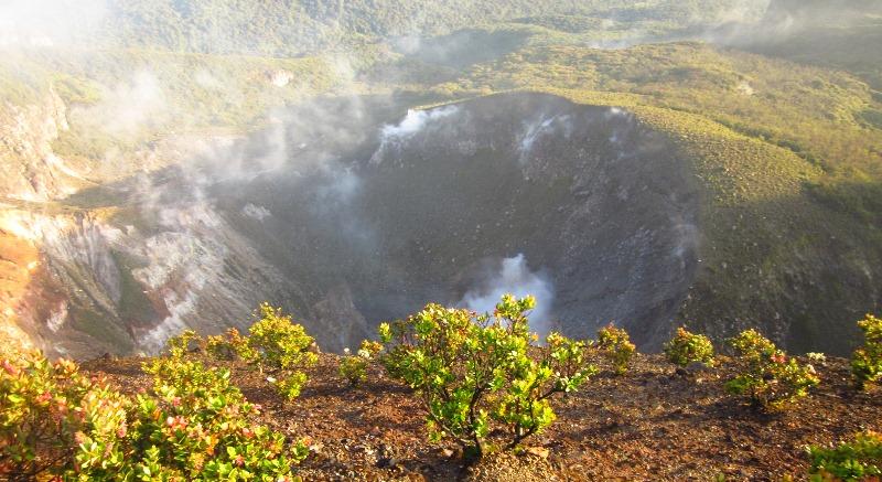 Kawah Gunung Gede