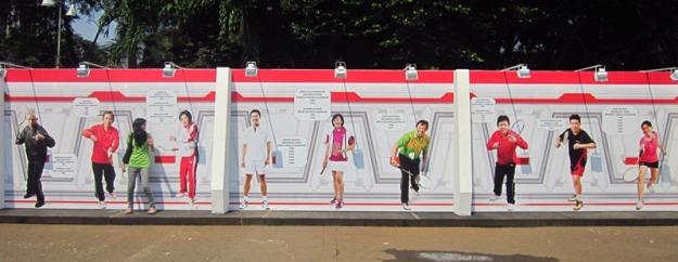 Legenda Indonesia Open