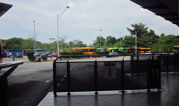 Terminal Bus Putrajaya Sentral