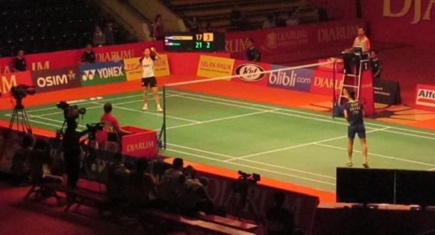 Wang Yihan vs Li Xuerui