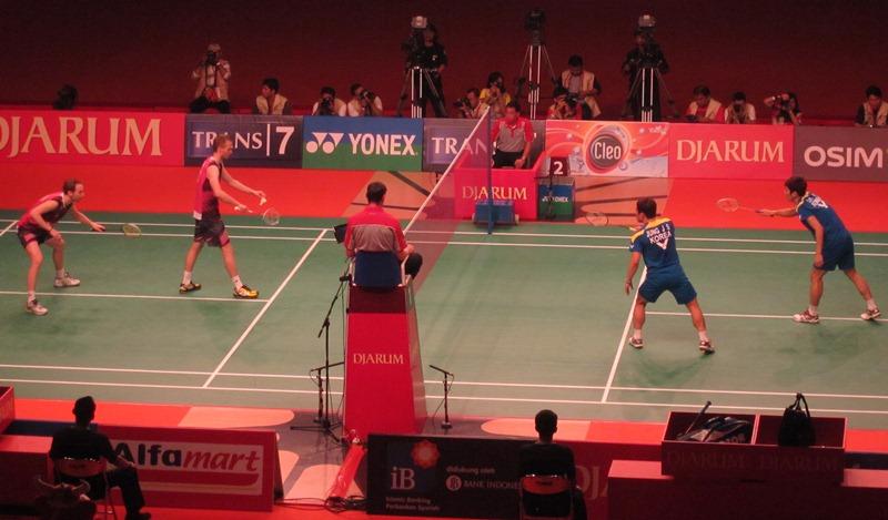 Mathias Boe/Carsten Mogensen vs Lee Yong Dae/Jung Jae Sung