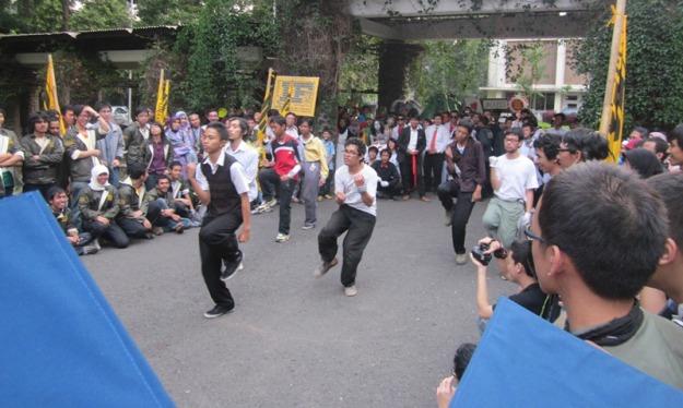 Dance angkatan 2011