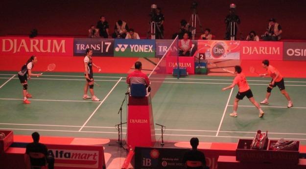 Zhao Yunlei/Qian Ting vs Wang Xiaoli/Yu Yang