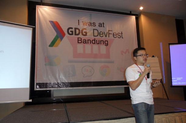 Presentation by Tony Chan