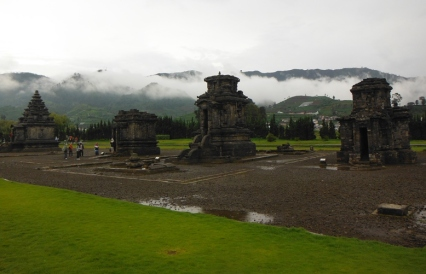 Kompleks Candi Arjuna