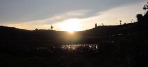 Akhirnya kelihatan matahari