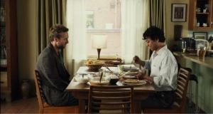 Salah satu scene antara sang writer dengan Pi