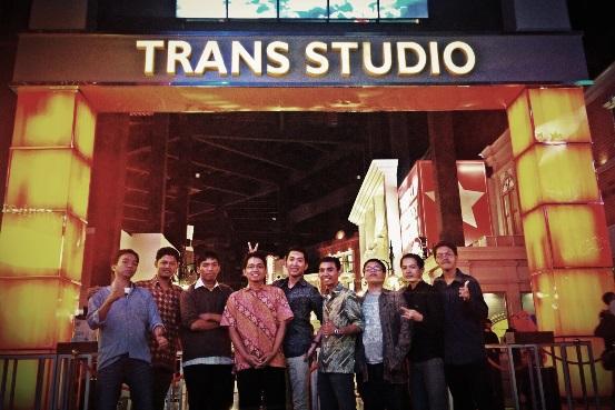 Pintu masuk Trans Studio