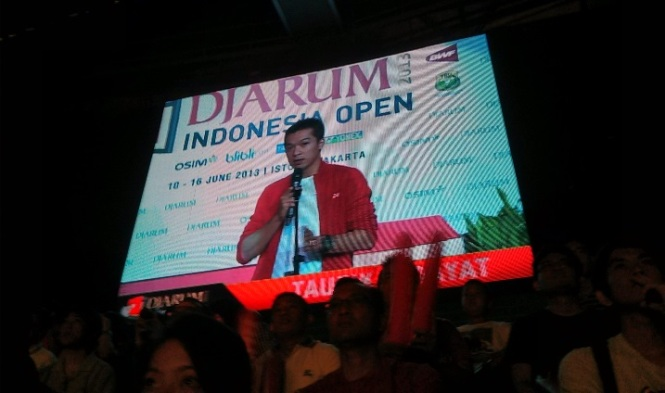 Taufik Farewell Speech