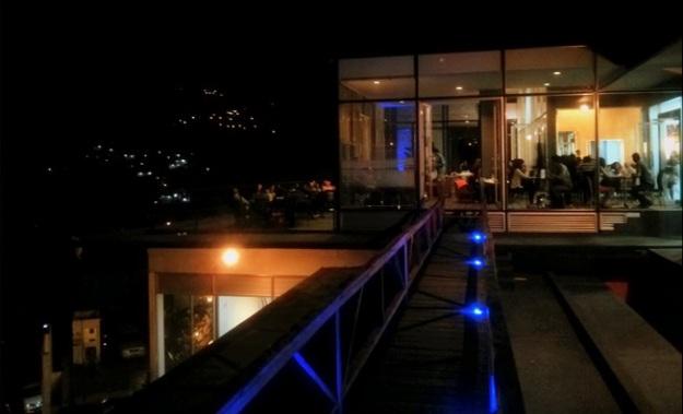 Balkon lantai 2