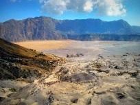 Kaldera Gunung Bromo