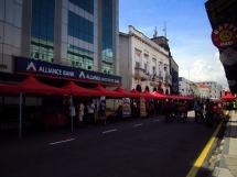 Bazaar di Car Free Day