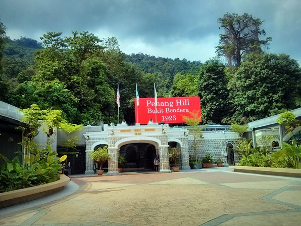 Welcome to Bukit Bendera