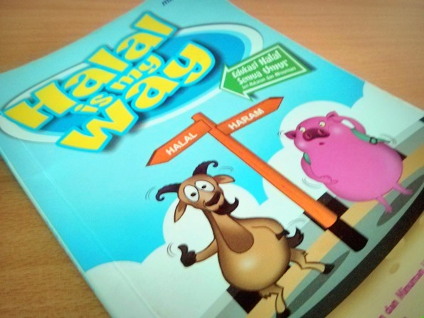 "Buku ""Halal Is My Way"""