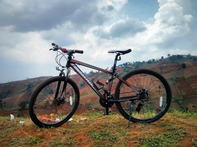 Narsis dulu sepeda awak