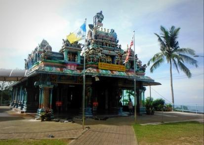 Kuil Hindu di Penang Hill