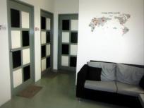kamar-kamar dormitory