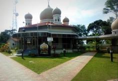 Masjid di Penang Hill
