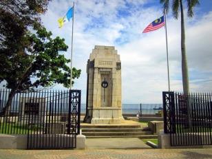 Tugu memorial Esplanade