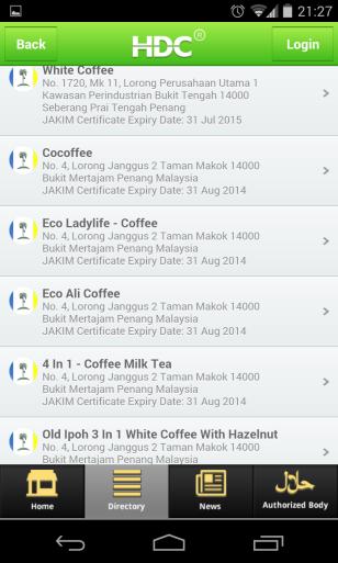 "Hasil Pencarian dengan kata kunci ""coffee"" dan filter ""products"""
