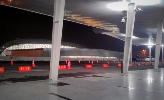 Selasar Terminal Keberangkatan