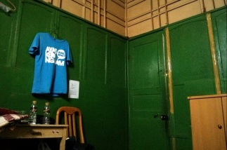 Dinding kamar