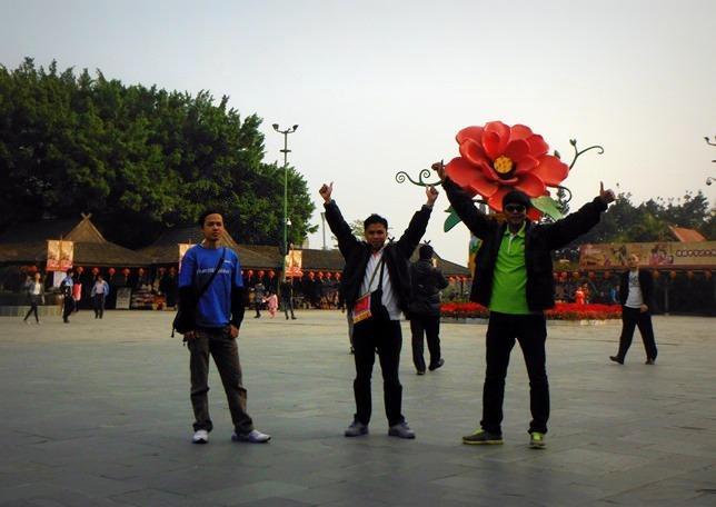 Backpacking Hong Kong-Shenzhen-Makau (Bag. 3): Hari ke-2, Hong Kong-Shenzhen-Hong Kong (5/6)