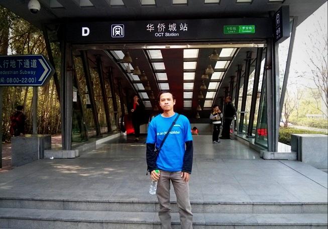 Backpacking Hong Kong-Shenzhen-Makau (Bag. 3): Hari ke-2, Hong Kong-Shenzhen-Hong Kong (2/6)
