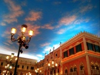 Replika langit The Venetian